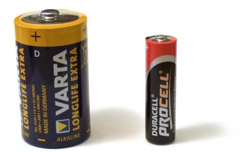 batterien-waagen