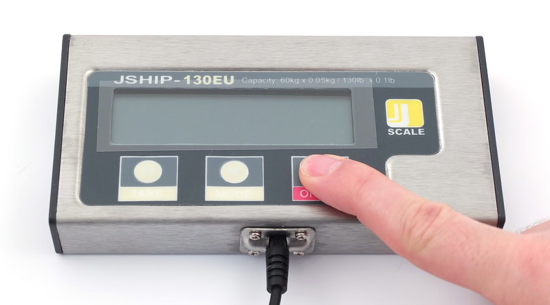 JShip Paketwaage Anzeigegerät