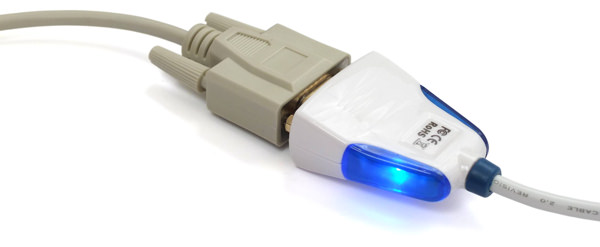 Adapter RS-232/USB