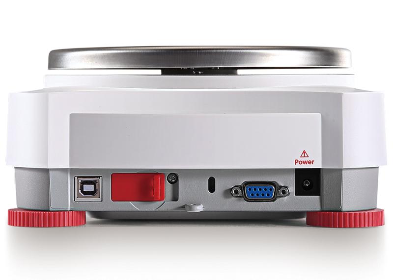 Pioneer Präzisionswaage RS-232 und USB-Schnittstelle
