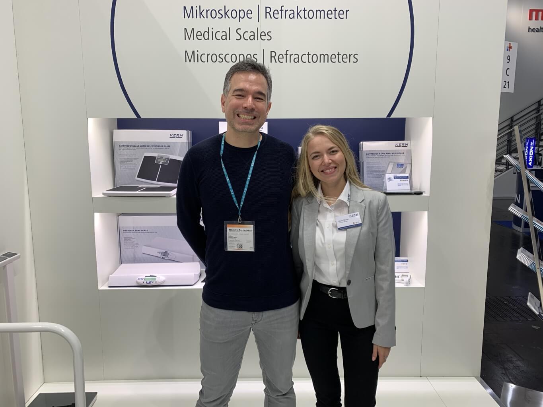 Kern & Sohn auf der Medica 2019