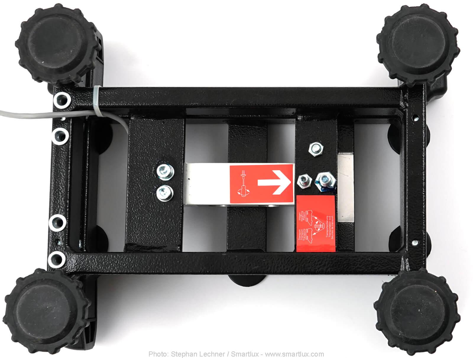 Waage Kern IFB Transportsicherung Variante 1
