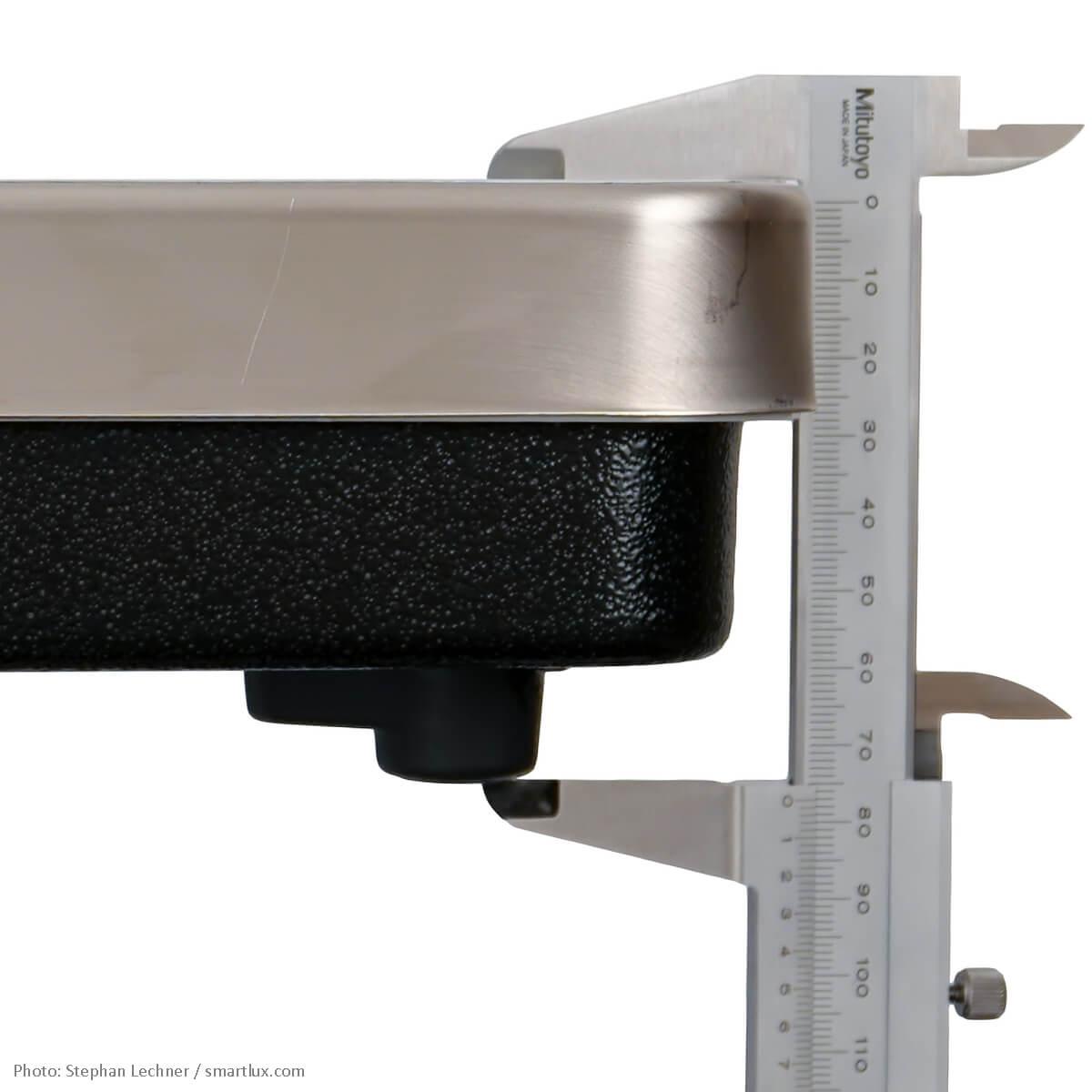 Kern DE-D Höhe der Wägeplattform (Basis)